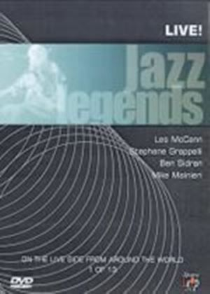 Jazz Legends - Live