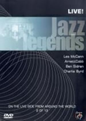 Jazz Legends - Live - Vol. 2