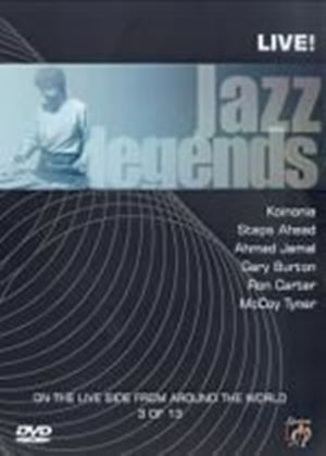 Jazz Legends - Live - Vol. 3