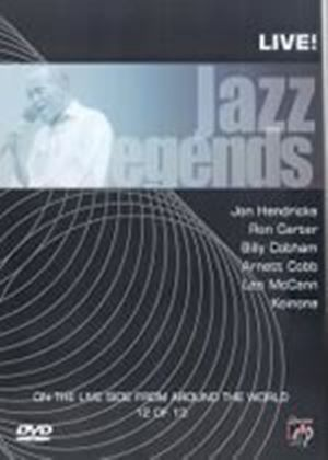 Jazz Legends - Live - Vol. 12 (Various Artists)