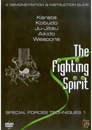 Fighting Spirit, The - Special Forces Techniques - Vol. 1 (Two Discs)