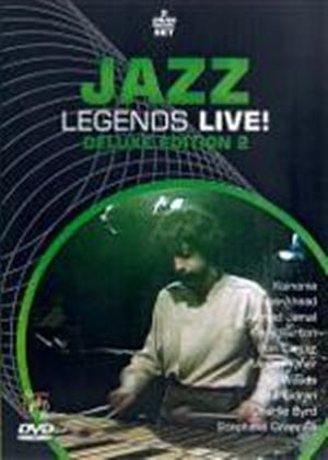 Jazz Legends Live! - Deluxe Edition 2 (Two Discs)
