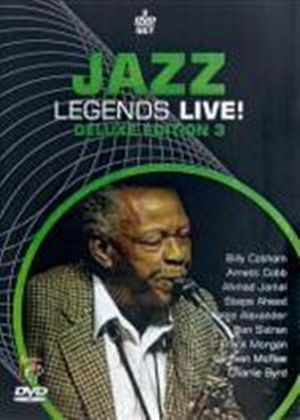 Jazz Legends - Live! - Deluxe Edition 3 (Two Discs)