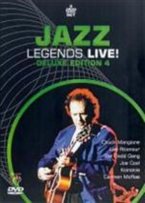 Jazz Legends - Live! - Deluxe Edition 4 (Two Discs)