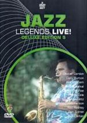 Jazz Legends - Live! - Deluxe Edition 5 (Two Discs)