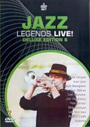 Jazz Legends - Live! - Deluxe Edition 6 (Two Discs)
