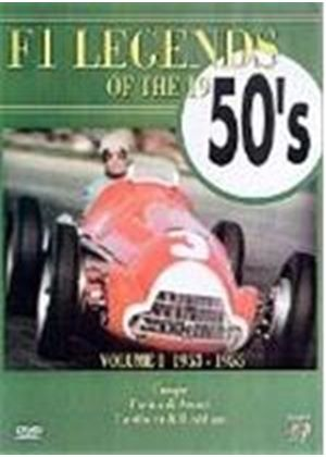 F1 Legends Of The 1950's - Volume 1 - 1953-1955