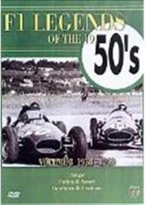 F1 Legends Of The 1950's - Volume 3 - 1958-1959