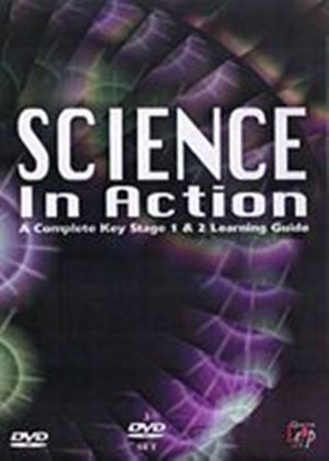 Science In Action - A Complete Key Stage 1 And 2 Learning Guide (Two Discs)