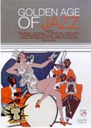 Golden Age Of Jazz, The (DVD And CD)