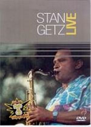 Stan Getz Live (DVD And CD)
