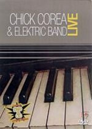 Chock Corea And Elektric Band Live (DVD And CD)