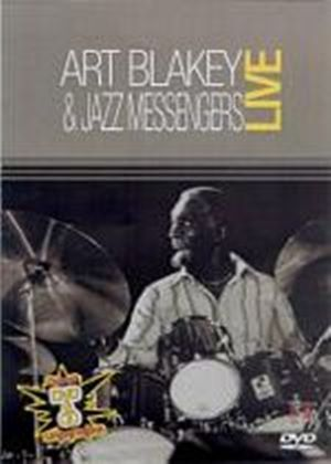 Art Blakey And Jazz Messengers Live (DVD And CD)