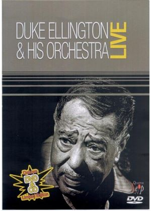 Duke Ellington And His Orchestra Live (DVD And CD)