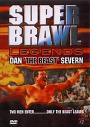 Super Brawl Legends - Dan The Beast Severn