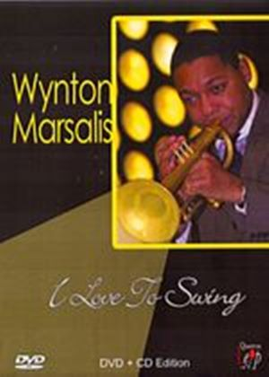 Wynton Marsalis - I Love To Swing (DVD And CD)