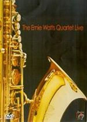 Ernie Watts Quartet Live, The