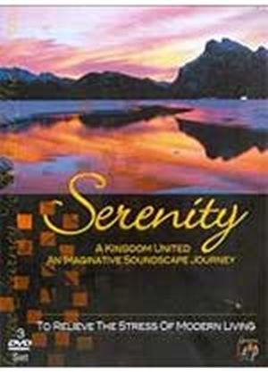 Serenity - To Relieve The Stress Of Modern Living (Three Discs)