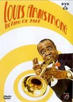 Louis Armstrong - The King Of Jazz (DVD And CD)