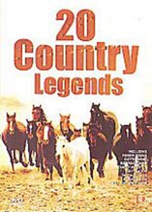 20 Country Legends (Various Artists)