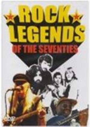 ROCK LEGENDS OF THE 70'S      (DVD)