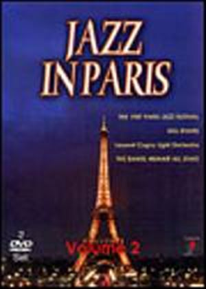 Jazz In Paris - Vol. 2 - Evans, Humair and Laurent Orchestra (Two Discs)