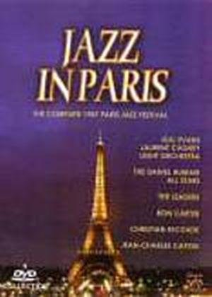 Jazz In Paris - The Complete 1987 Paris Jazz Festival (Four Discs)