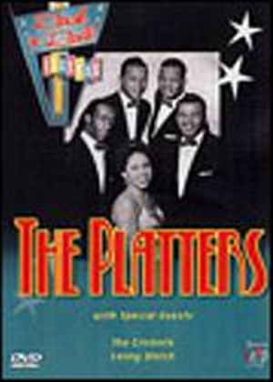 Platters, The - With The Crickets And Lenny Welch