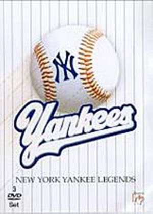 Yankees - New York Yankee Legends (Three Discs)