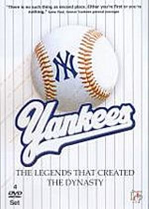 Yankees - The Legends That Created Dynasty (Four Discs)