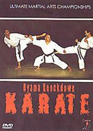 Ultimate Martial Arts Championships, Oyama Knockdown Karate