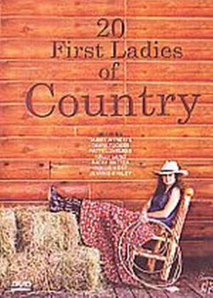 20 First Ladies Of Country (Various Artists)