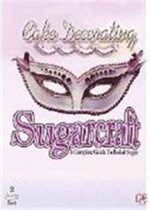 Sugarcraft - A Complete Guide To Boiled Sugar(3 Disc)