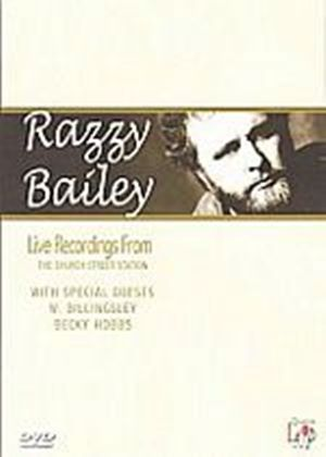 Razzy  Bailey - Razzy Bailey - Live In Concert From Church Street Station!