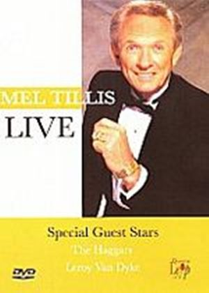 Mel Tillis Live - Special Guest Stars The Haggars, Leroy Van Dyke (Various Artists)