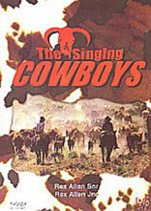 Rex Allen, Sr, Rex Allen, Jr - The Singing Cowboys (Various Artists)