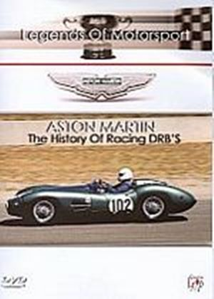 Legends Of Motorsport, Aston Martin, The History Of Racing DRBs