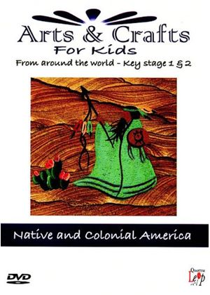 Arts And Crafts For Kids - Key Stage 1&2 - Native And Colonial America