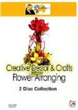 Creative Decor And Crafts - Flower Arranging(2 Disc)