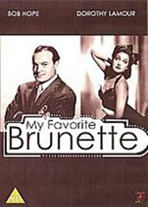 My Favourite Brunette (Bob Hope And Dorothy Lamour)