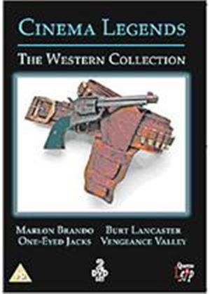 Cinema Legends - The Western Collection