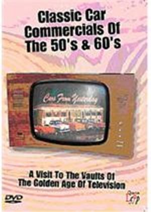 Classic Car Commercials Of The 50S And 60S