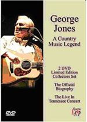 George Jones - A Country Music Legend