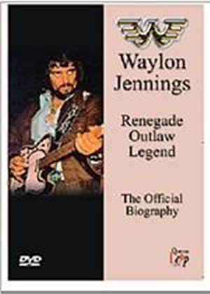 Waylon Jennings - The Official Autobiography