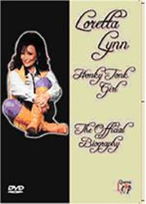 Loretta Lynn - Honk Tonk Girl - The Official Autobiography