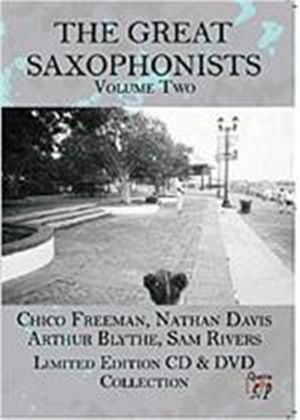 Great Saxophonists Vol.2