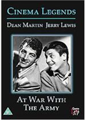 Cinema Legends - Dean Martin And Jerry Lewis