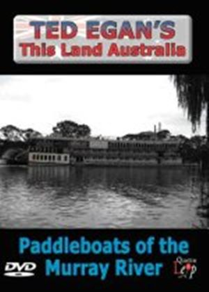 Paddleboats Of The Murray River