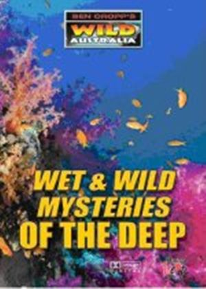 Wet And Wild Mysteries Of The Deep