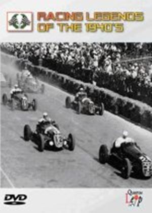 Racing Legends Of The 1940's